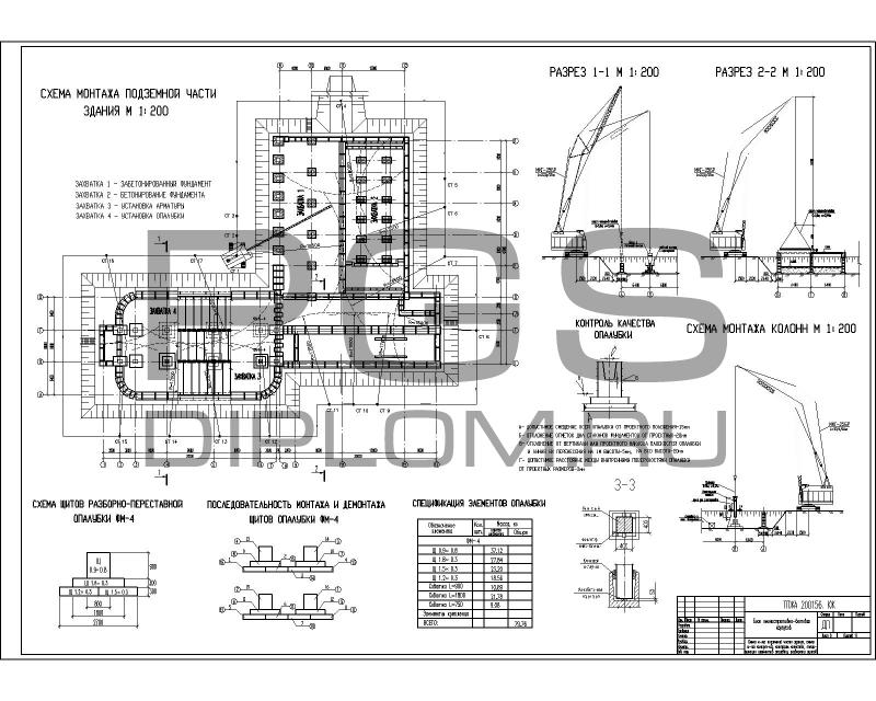 7.Схема монтажа подземной  ...