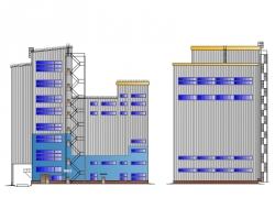 Купить дипломный Проект № Производственный корпус  Проект №3 9 Производственный корпус комбикормового завода в г Белгород