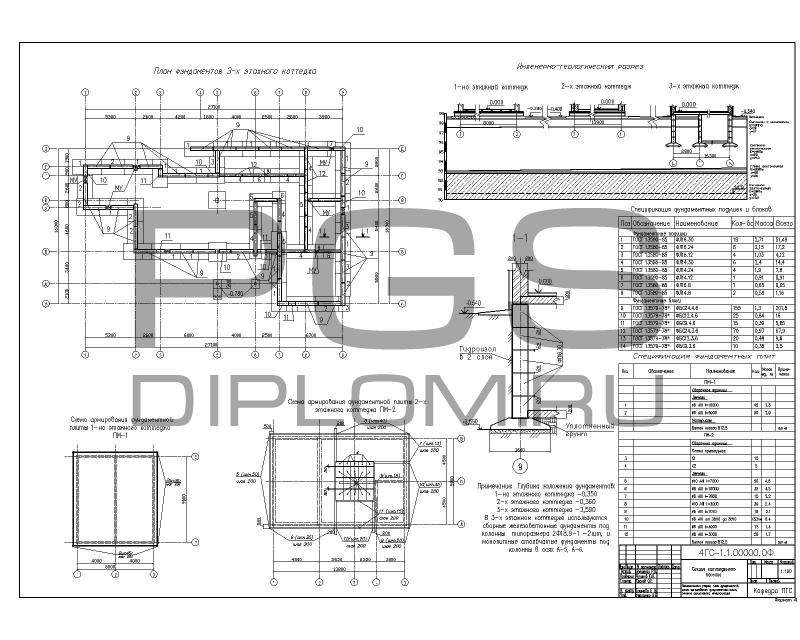 Купить дипломный Проект №4-1 «