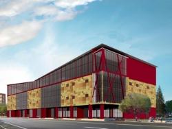 Купить дипломный Проект № Здание развлекательного центра в г  Проект №1 125 Здание развлекательного центра в г Иркутск
