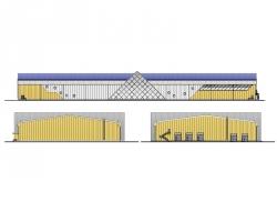 Купить дипломный Проект № Торговый центр Стройматериалы в  Проект №1 128 Торговый центр Стройматериалы в г Череповце