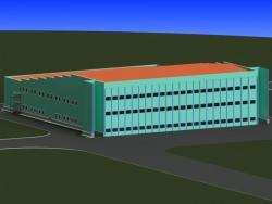 Купить дипломный Проект № Ангар для самолёта Ту в г  Проект №3 30 Ангар для самолёта Ту 204 в г Екатеринбург